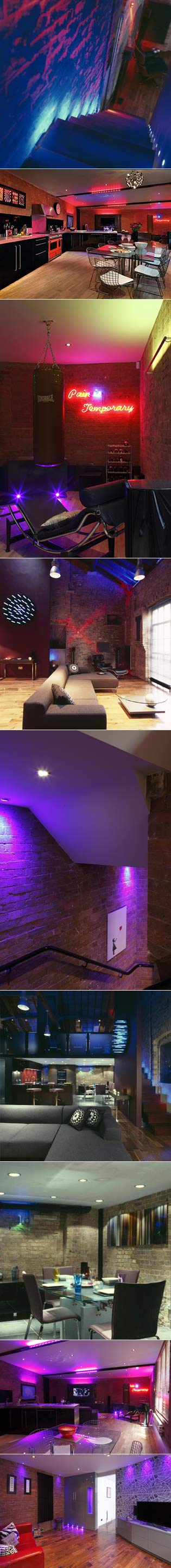 London lighting designers